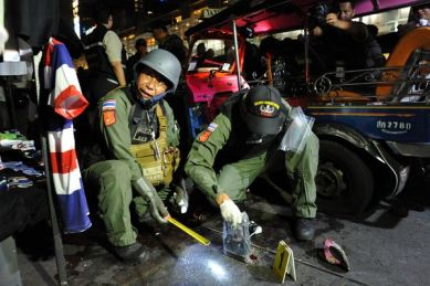 Getty images-Bangkok bombing