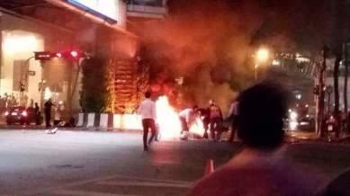 Bangkok Explosion-Reuters pic