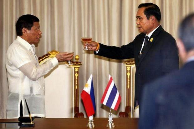 Duterte and Thailand